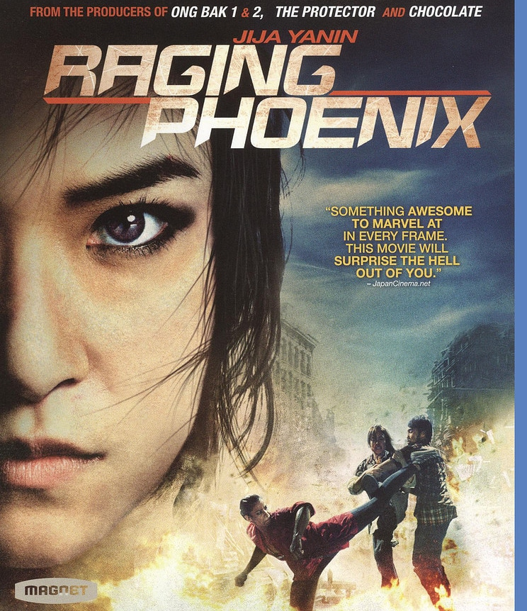 RAGING PHOENIX (2009) MOVIE TAMIL DUBBED HD