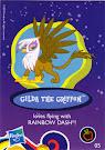 My Little Pony Wave 8 Gilda the Griffon Blind Bag Card