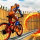 SuperHero BMX Space Rider