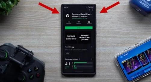 تنزيل تطبيق Game Driver لهواتف الاندرويد مجانا