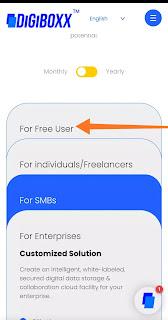 Digiboxx free plans
