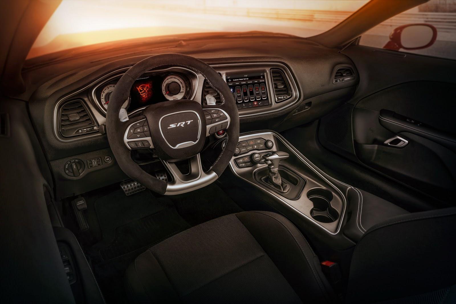 2014 - [Dodge] Challenger SRT - Page 3 2018-Dodge-Challenger-Demon-65