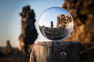 Esfera de cristal