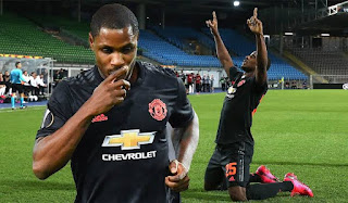 Ighalo's time with Man United