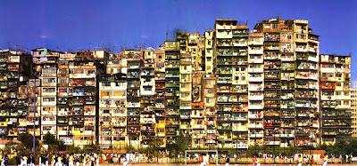 Maior favela vertical do mundo