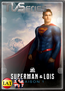 Superman y Lois (Temporada 1) WEB-DL 1080P LATINO/INGLES