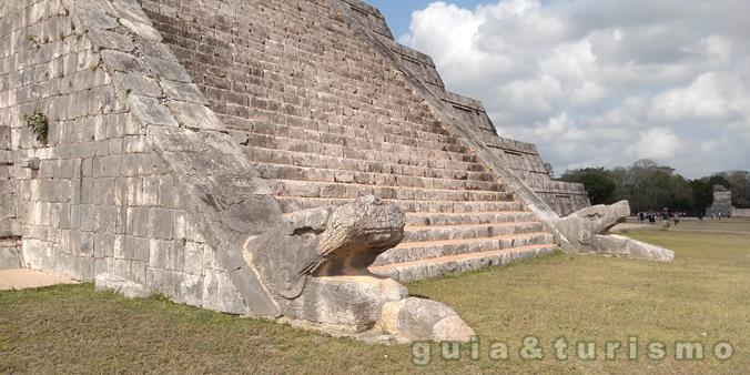 Chichén Itzá, a mais famosa das ruínas maias