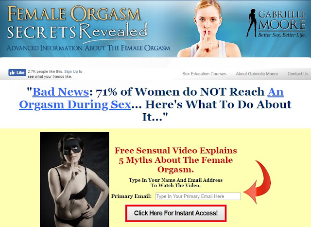 Sex Advice Education Programs By Gabrielle Moore