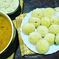 Groundnut chutney or peanut chutney is served usually with Idli or Dosa in South Indian cuisine. Here in this recipe I am not using coconut neither I am using tamarind as I like it that way.
