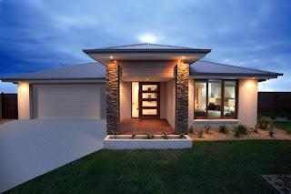 Gambar Rumah The ordinary home Tampak Depan