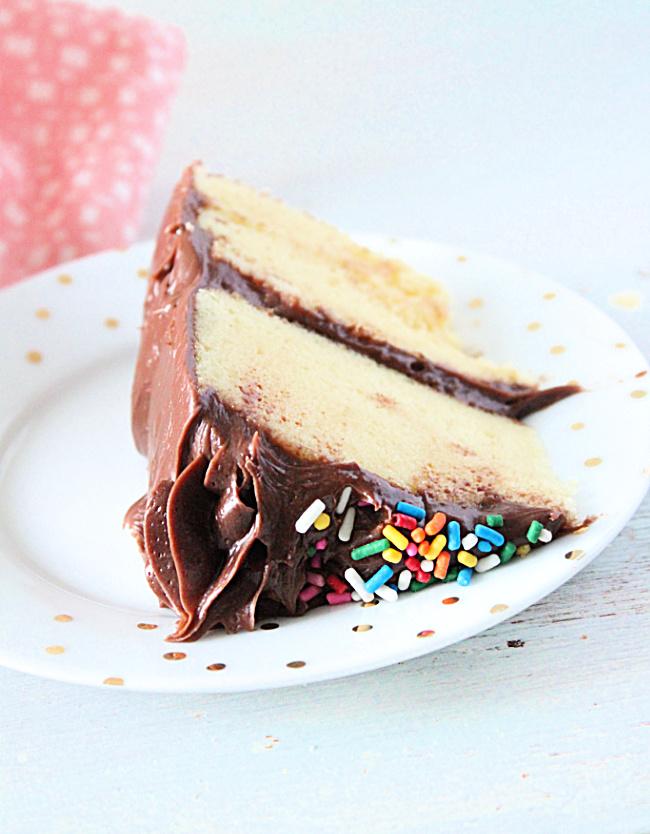 Instant Pot Layer Cake- Countertop Cooking #countertopcookingblog #layercake #instantpot #pressurecooker #cake #dessert