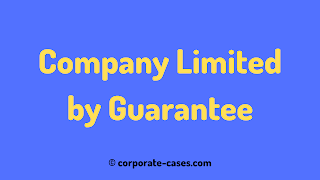 company limited by guarantee