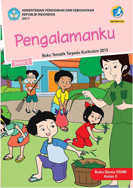buku tematik kelas 2 sd revisi terbaru