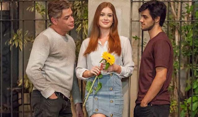 Exitosa telenovela brasileña