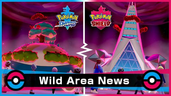 Wild Area News Gigantamax