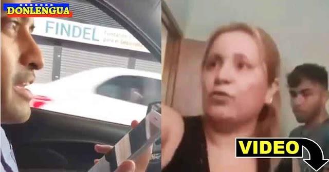 Argentina xenofóbica se enfrentó al abogado de los muchachos venezolanos