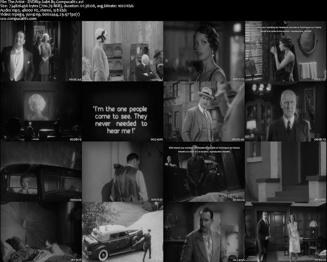 El Artista DVDRip Subtitulos Español Latino 1 Link 2012