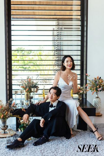 wang cholam wife leanne li yanan