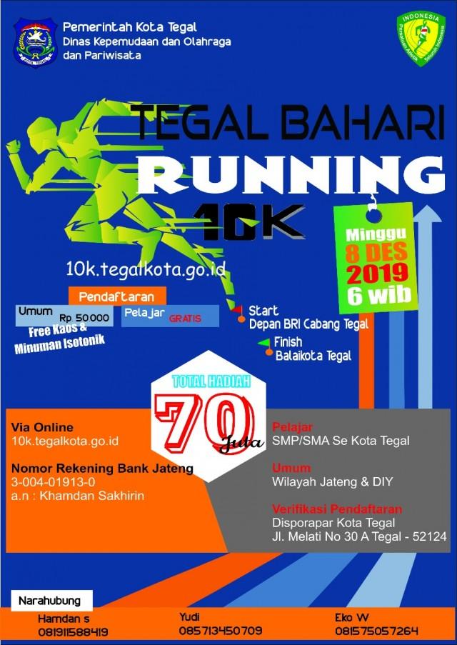 Tegal Bahari 10K • 2019