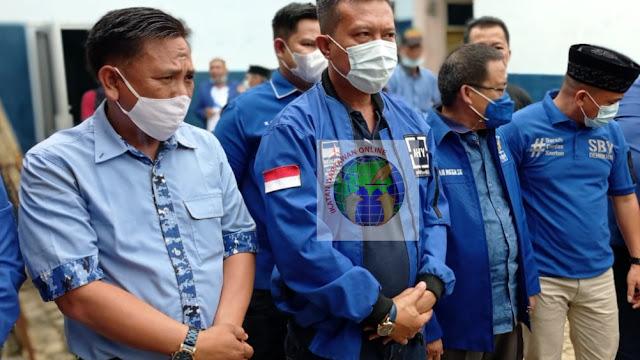 DPC Partai Demokrat Minta  Perlindungan APH  Terkait Pasca KLB  di Deli Serdang Sumatra Utara