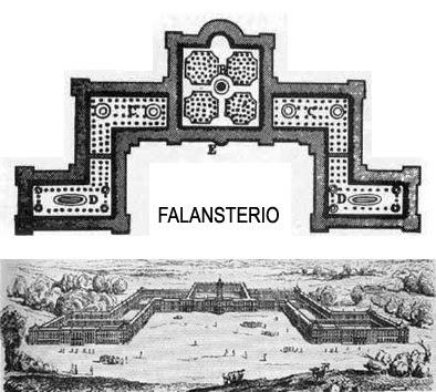 Fourier, el falansterio como organización social,Tomás Moreno