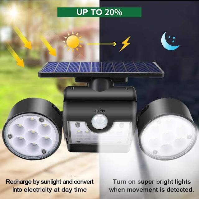 Top 10 Best The latest and most popular styles of Outdoor Solar Lights in 2020 Reviews