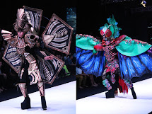 Stack Of Macaroons Ejff 2013 - Jember Fashion Carnaval