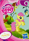 My Little Pony Pony Collection Set Fluttershy Blind Bag Card