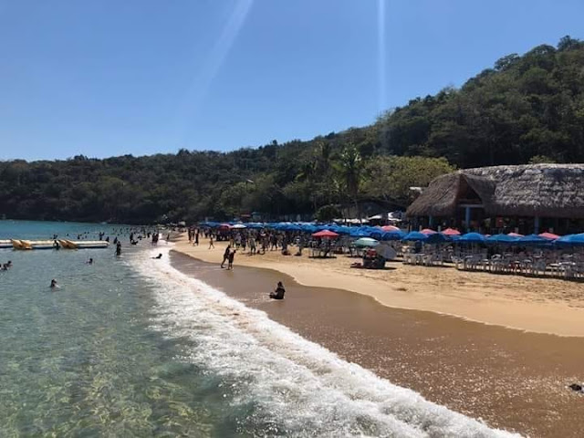 Isla Roqueta, de Acapulco