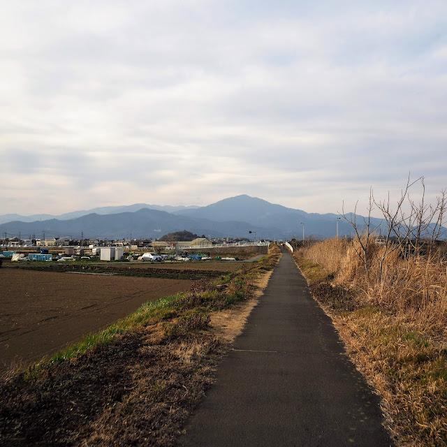 金目川サイクリングコース 鈴川コース