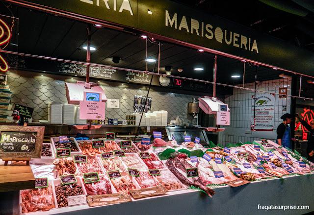 Mercado de San Antón - Chueca, Madri