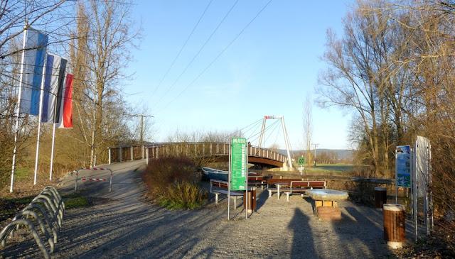 Mainzusammenfluss bei Kulmbach
