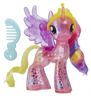 Glitter Celebration My Little Pony Cadance Brushables