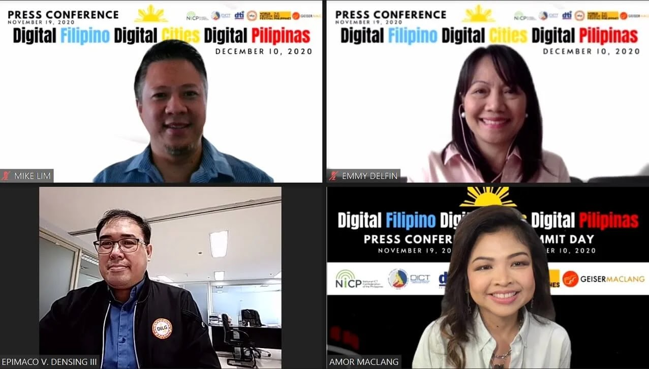 "NICP, DTI, DILG, DICT Launch ""DIGITAL PILIPINAS"" Movement"