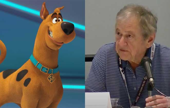 """Morre Joe Ruby, o Co-criador de """"Scooby Doo"""", aos 87 anos"""