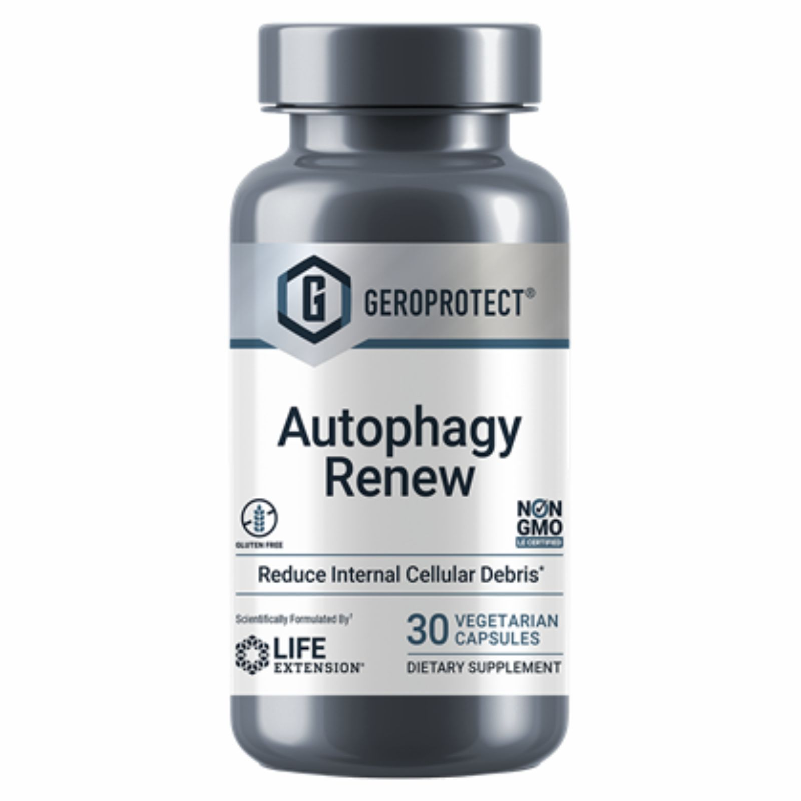 Life Extension, GEROPROTECT® Autophagy Renew, 30 Vegetarian Capsules