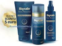 Logo Bioscalin: stampa 2 coupon da 5€ per la linea Signal Revolution
