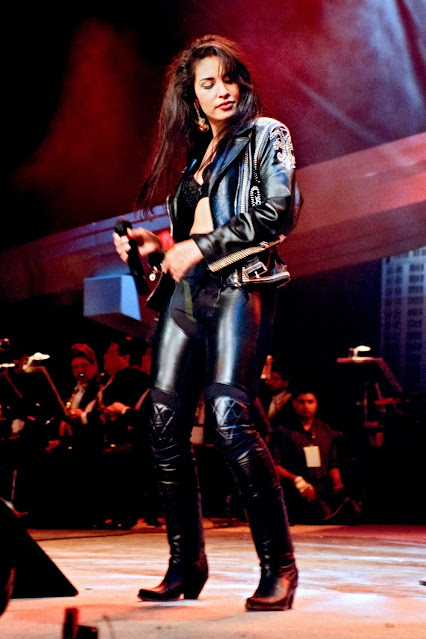 Selena Photos Acquisition Commemorates Iconic Tejana Singer's 50th Birthday [Rare 1994 Interview Included]