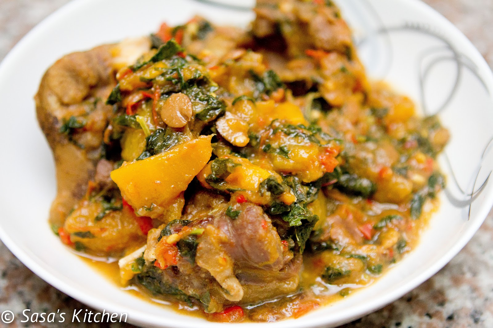 EBA: African Cuisine