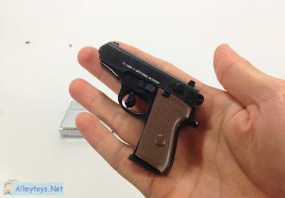 Like real tiny toy pistol gun 1