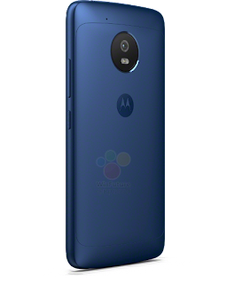 Take a look at the latest images of the Sapphire Blue Moto G5
