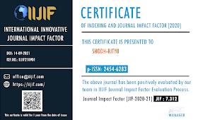 IIJIF IMPACTOR- 7.312