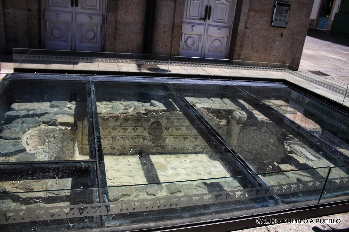 Galicia pueblo a pueblo piscina romana lugo for Piscina municipal lugo