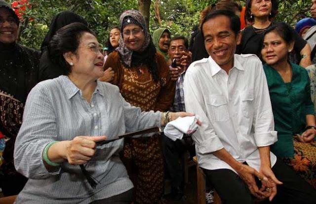 Luar Biasa! Baru 2 Tahun Berkuasa, Jokowi Sudah Nambah Utang Rp 1.040 Triliun