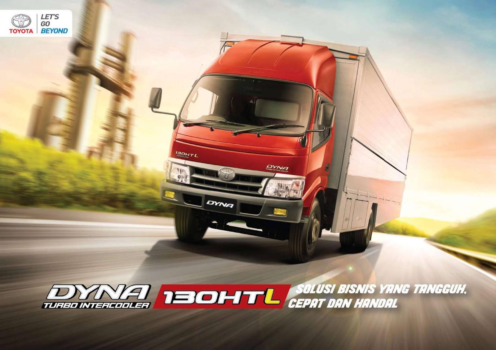 New Toyota Dyna - Info Spesifikasi, Harga Toyota Dyna Bali & Promo Toyota Dyna Bali