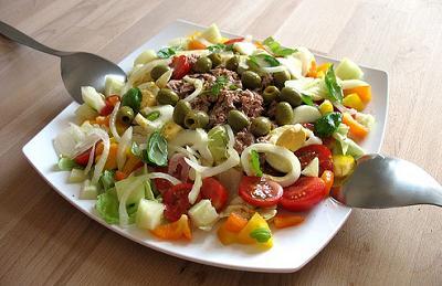 Recetas para rebajar de peso recetas de comidas para for Opciones de cenas ligeras