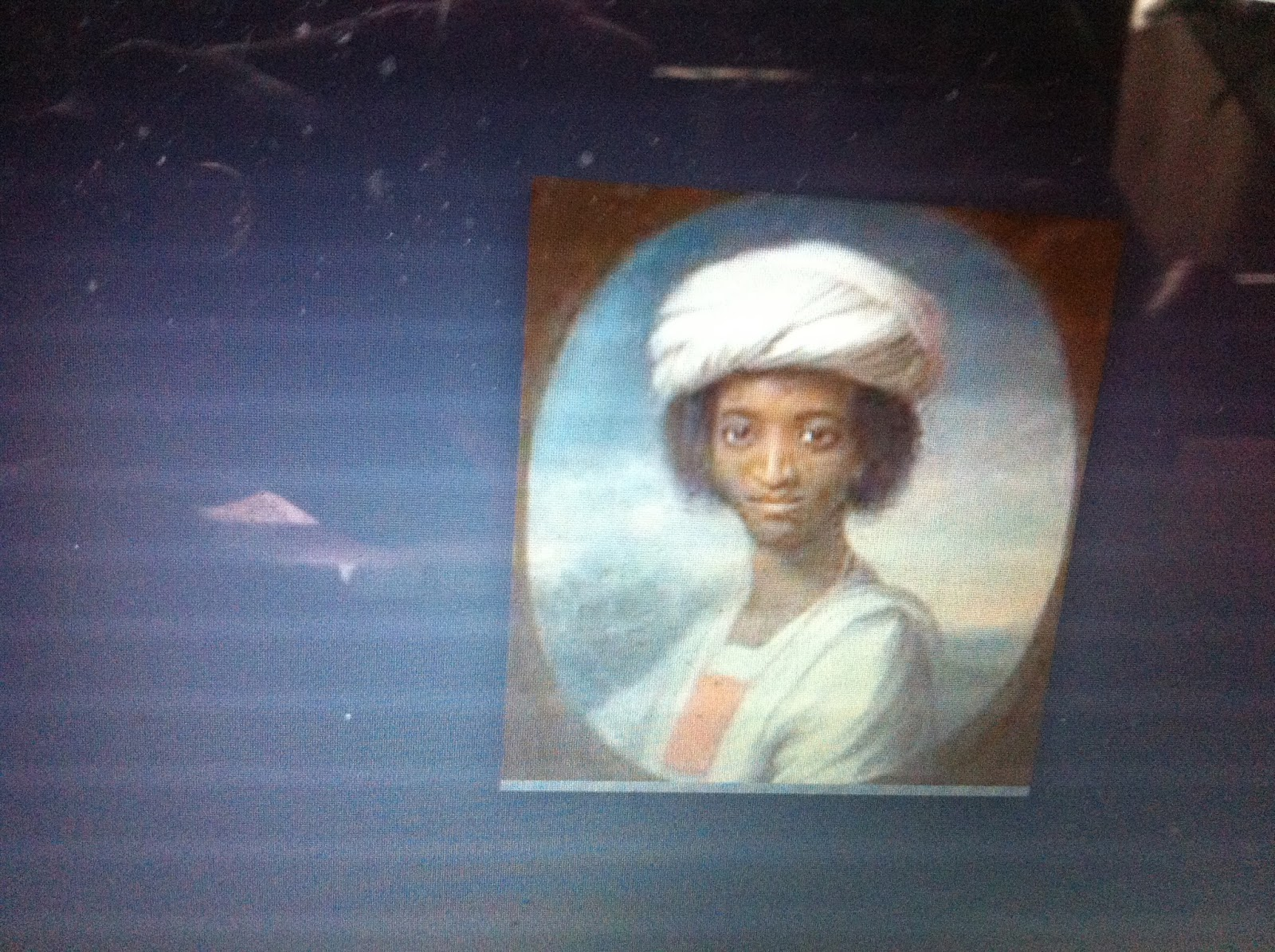 ayuba suleiman diallo a victim of William hoare's compelling painting of ayuba suleiman diallo is the first portrait of a black african muslim and freed slave an educated man from a family of muslim clerics in west africa, whose family traded cattle and other commodities including slaves, in 1731 diallo was taken into slavery.