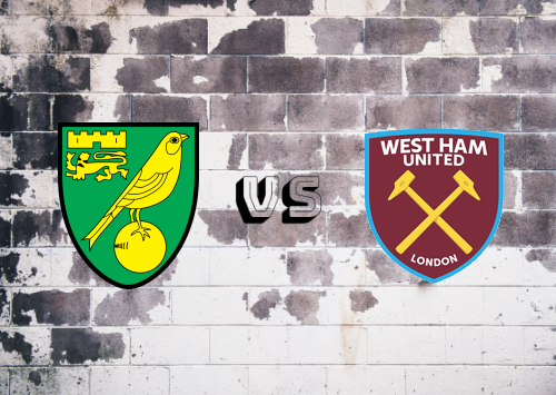 Norwich City vs West Ham United  Resumen