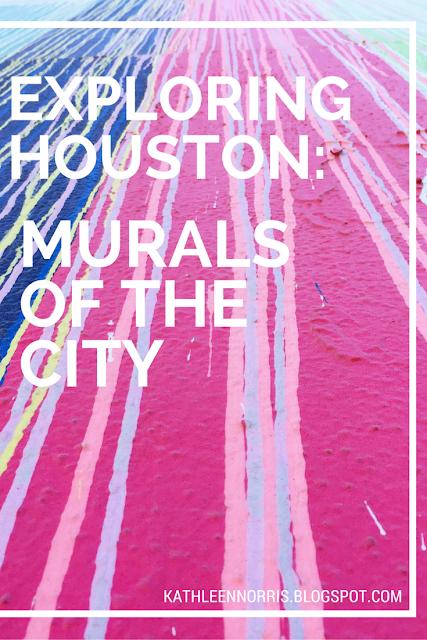 Murals of Houston