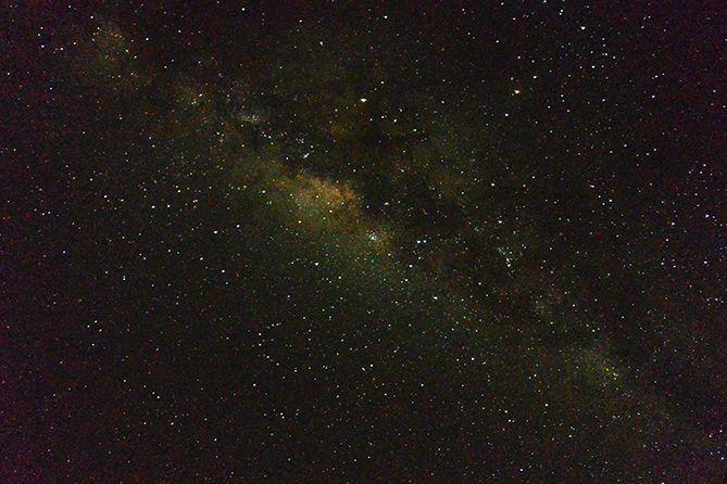 Memotret Milky Way di Karimunjawa